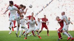 DFB-Pokal im TV Viertelfinale Fußball