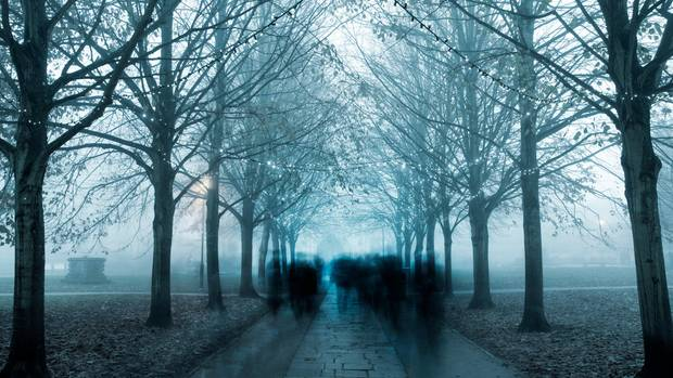 Die ewig Toten von Simon Beckett