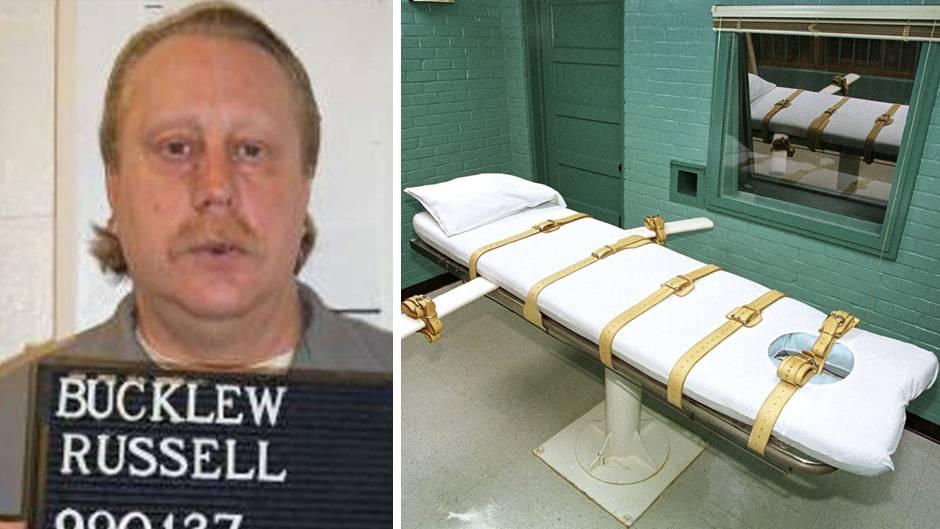 Der zum Tode verurteilte Russel Bucklew wehrt sich gegen seine Exekution per Giftspritze, wohl letztlich erfolglos