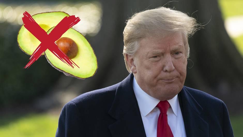 Trump und Avocados