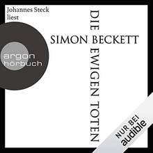 """Starker englischer Krimi: """"Die ewig Toten"""" von Simon Beckett. Hier geht es zum Hörbuch."""