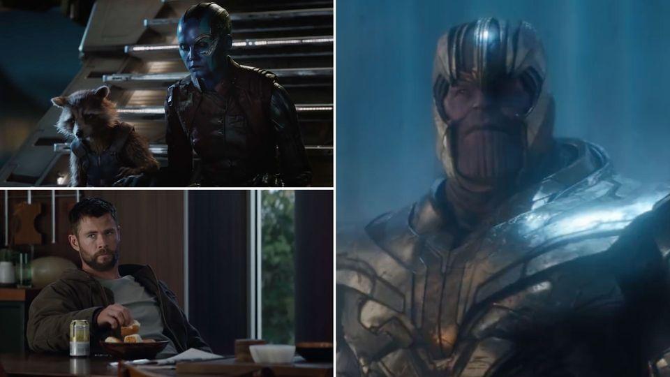 """Trailer: Avengers """"Endgame"""""""