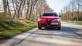 Alfa Romeo Stelvio 2.2 Diesel Q4 - nur auf Wunsch mit Allradantrieb