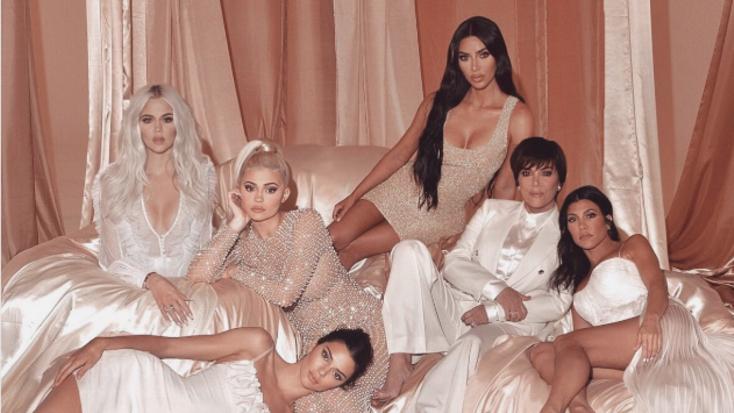 Alles nur ein PR-Coup?: Erneute Photoshop-Panne bei den Kardashians – finden Sie die drei Fails auf diesem Foto?