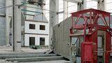 Bauruine des Kernkraftwerks Stendal