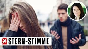 Ex-Partner akzeptieren die Trennung nicht immer konfliktfrei (Symbolbild)