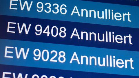 Bei Eurowings häufen sich wieder Annullierungen und Verspätungen