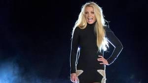 Britney Spears auf der Bühne
