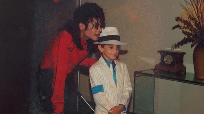 Michael Jackson undWade Robson