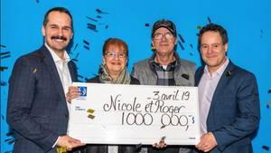 Lotterie: Kanadisches Paar wird zu Millionären – ihrem Enkel sei Dank