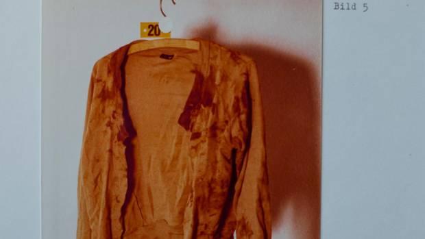 Die Kleidungsstücke wurden von der Polizei Hagen in Nordrhein-Westfalen dokumentiert