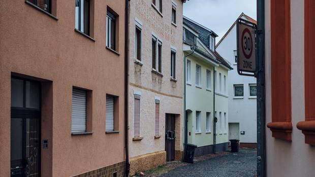 Worms, Rheinland-Pfalz:In einem Haus in der Sterngasse fanden die Ermittler Unglaubliches vor
