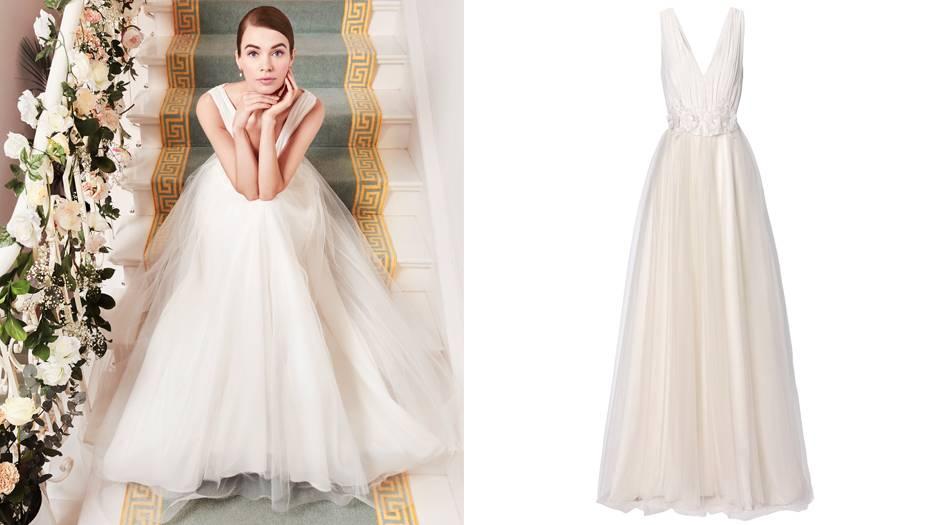 official photos b4ec2 22984 Mode: Hochzeitskleider kann man schon für unter 250 Euro ...