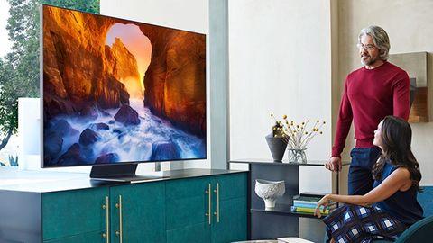 Samsung sorgte mit einer Virenscan-Empfehlung für Aufregung in der Fernsehwelt