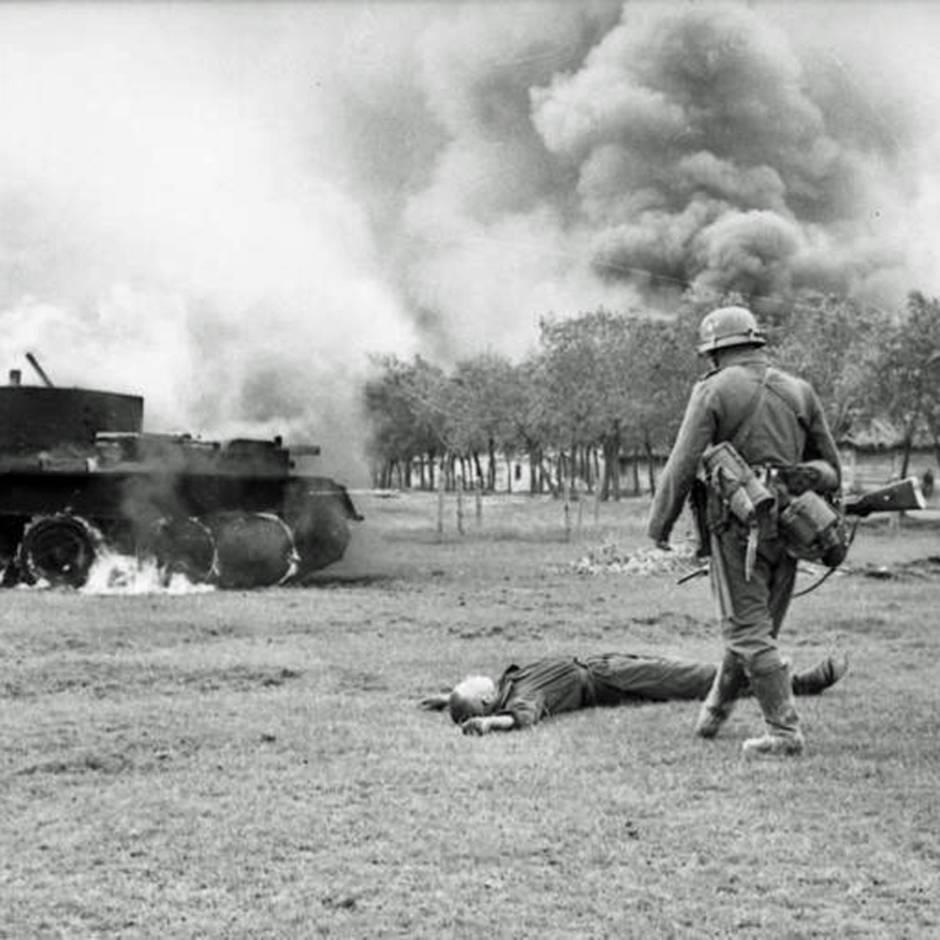 Zweiter Weltkrieg: Schlacht von Dubno – mit 3000 Panzern wollte die Rote Armee den deutschen Überfall stoppen