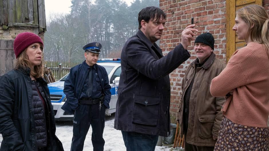 """Polizeiruf 110"" aus Rostock"
