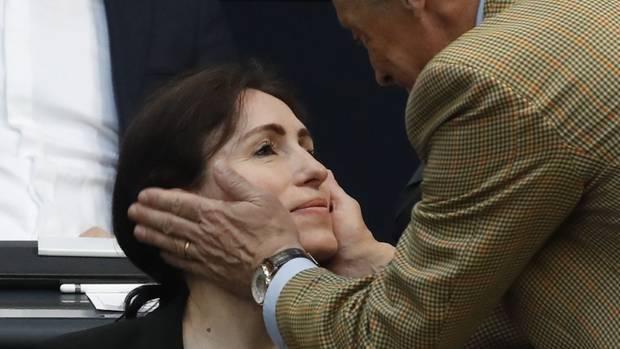 Mariana Harder-Kühnel von der AfD - Trost nach der erneuten Niederlage