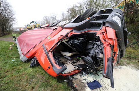 Hessenschau Unfall Büdingen