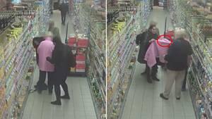 Taschendiebstahl mit fieser Ketchup-Masche – in Berlin fahndet die Polizei