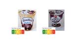 Aus gesundheitlicher Sicht vergleichbar: der Landliebe Kirsch-Joghurt und der Sahne-Joghurt aus dem Hause Zott