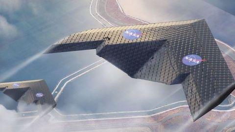 Nasa und MIT entwickeln flexible Tragflächen: Flugzeuge der Zukunft