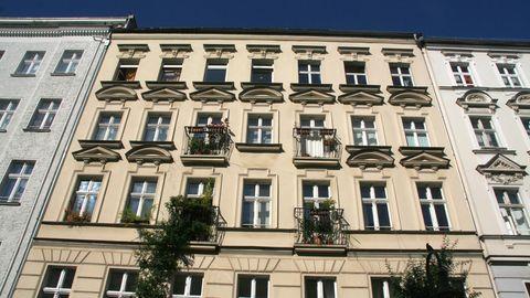 Deutsche Wohnen in Berlin