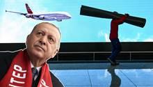 Istanbul Airport: Erdogans ganzer Stolz – neuer Flughafen in Istanbul eröffnet