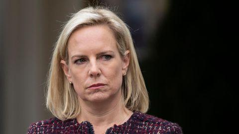 Nächster Abgang in Trump-Regierung: Heimatschutzministerin Nielsen räumt Posten