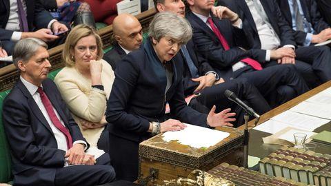 Neue Schicksalswoche im Brexit: So geht es im Gezerre um Großbritanniens EU-Austritt weiter