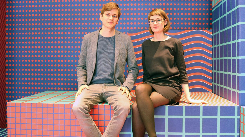 Mario Malzacher und Ina Budde von circular.fashion