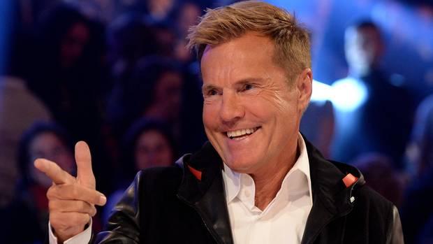 Dieter Bohlen kündigt neues Album an