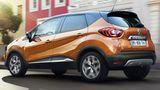 Renault Captur  UVP 16290 Euro  Normaler Preisnachlass 5090 Euro plus 440 Euro Frühjahrsprämie - ergibt einen Gesamtrabatt in Höhe von 5530 Euro.