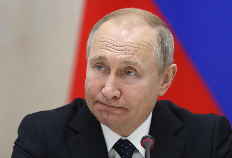 Neue Studie: Wladimir Putin lässt sich teilweise mit GPS-Störungen schützen