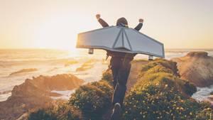 Träumen erlaubt: Diese Bücher bieten Inspirationen, um ein eigenes Unternehmen zu gründen.