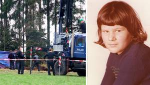 Im Mai 1976 verschwand die damals 12-jährige Monika Frischholz spurlos. Nun gräbt die Polizei nach ihr