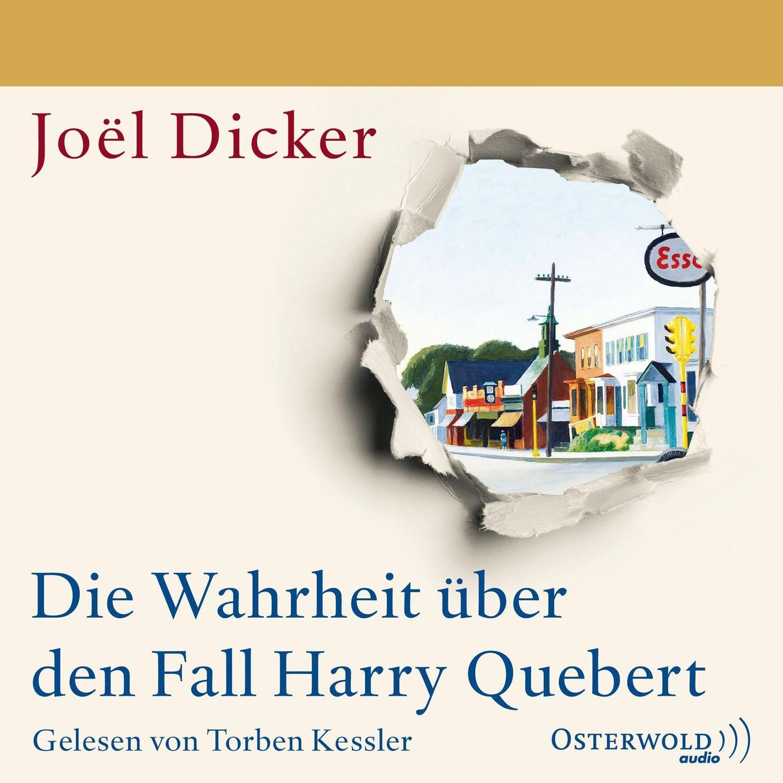 """2012war das der Roman, auf den sich in Deutschland alle Leser einigen konnten: """"Die Wahrheit über den Fall Harry Quebert"""" des Schweizer Schriftstellers Joël Dicker heimste Literaturpreise ein und begeisterte in gleichem Maß die Leser. Auch als Serie funktioniert die Geschichte um Liebe, Mord und Lügen exzellent - Abonnenten der Streaming-Plattform TV NOW können sich davon überzeugen. Und auch als Hörbuch entfaltet die Geschichte ihren Sog. Die mehr als 20 Stunden lange Erzählung wird von Torben Kessler gelesen."""