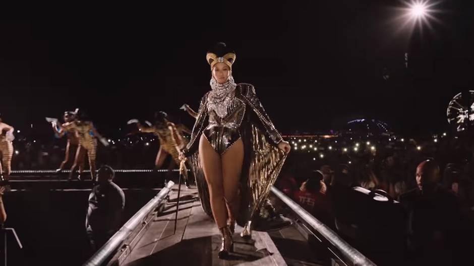 """Netflix: Beyoncé ist gleich Regisseurin und Star im neuen Film """"Homecoming"""""""