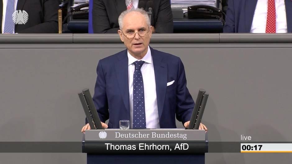 AfD-Politiker Thomas Ehrhorn