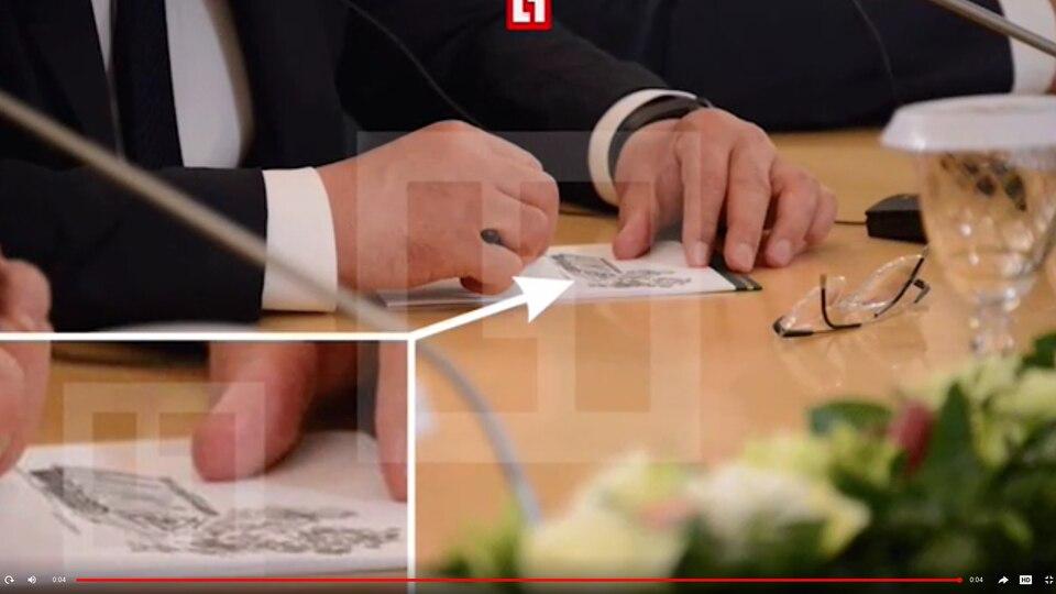 Waffendeal in Moskau: Verteidigungsminister zeichnet Bäumchen, während Putin mit Erdogan verhandelt