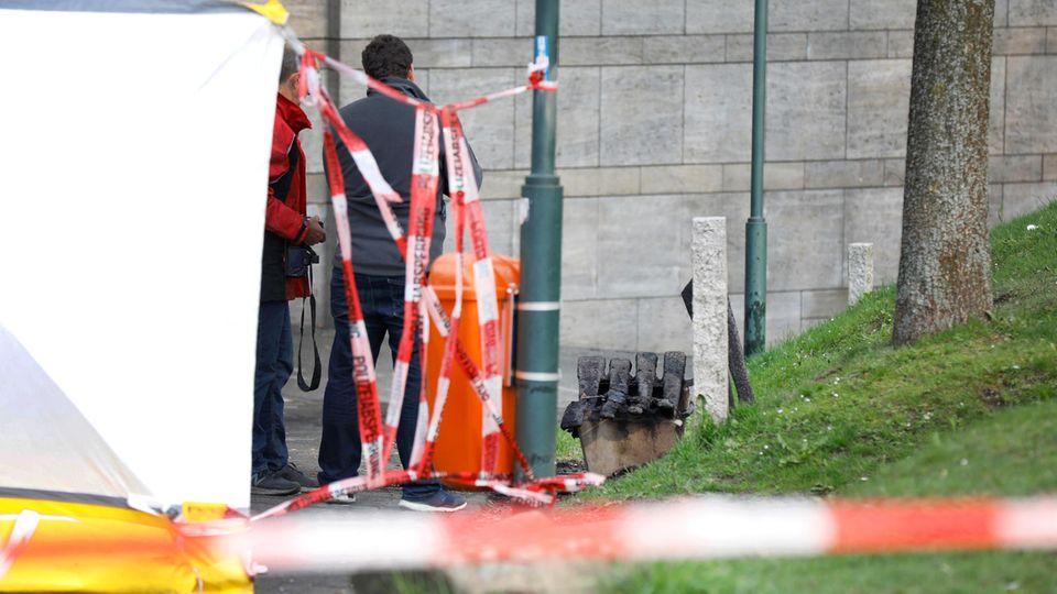 nachrichten deutschland - toter parkbank remscheid