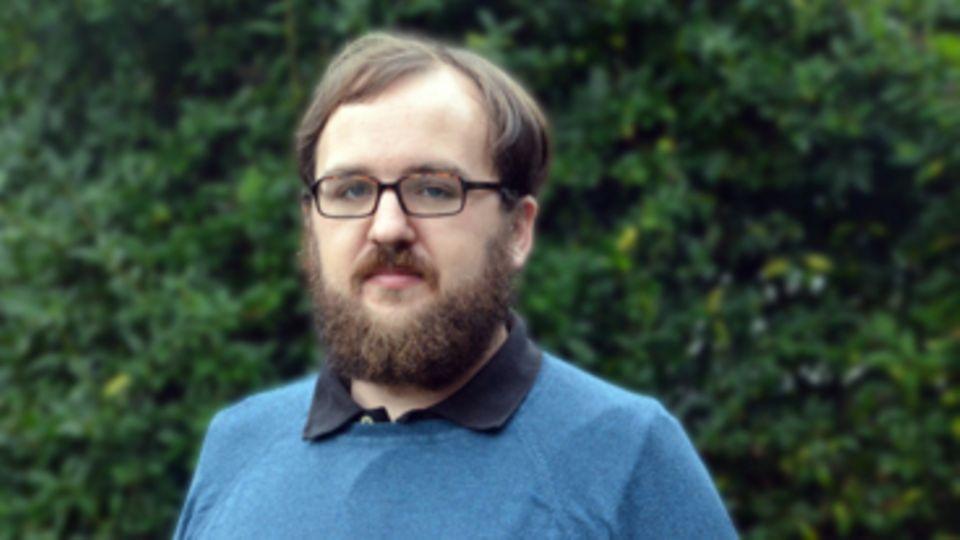 Moritz Hoffmann, Historiker und Autor