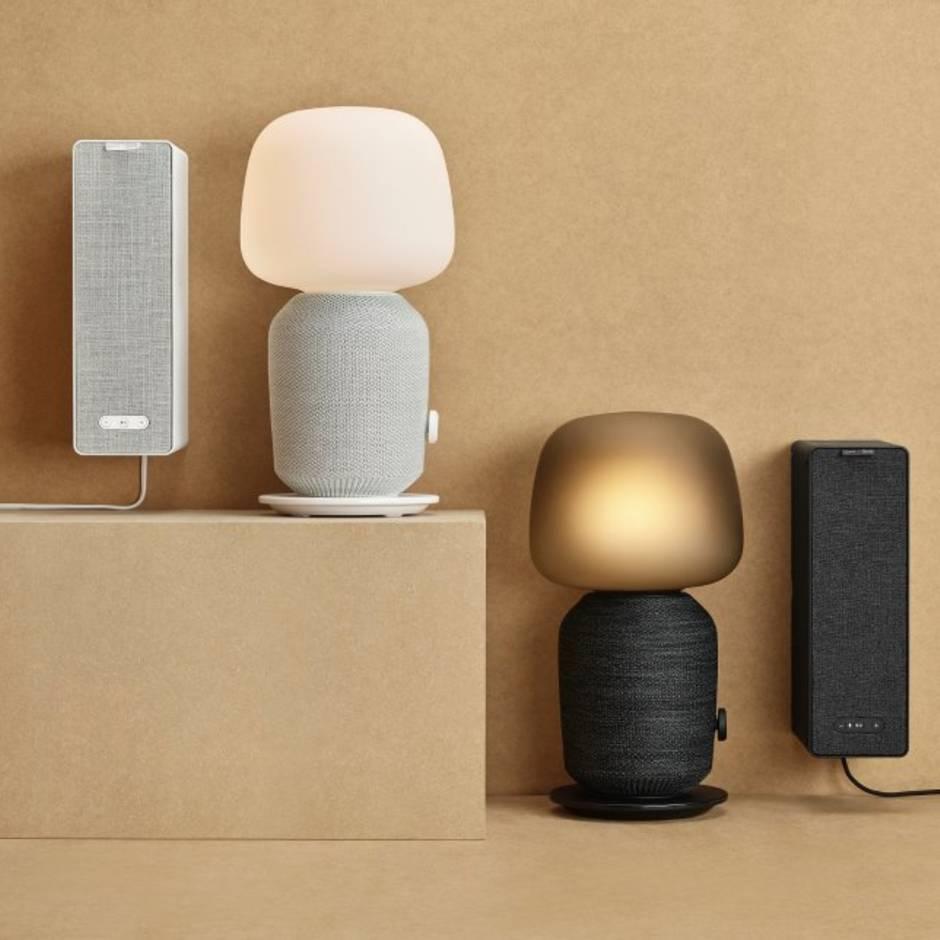 Ikea Und Sonos Symfonisk Ist Lautsprecher Und Lampe Zugleich