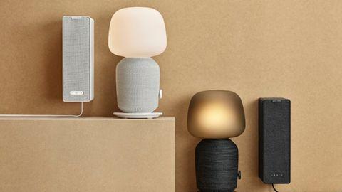 Symfonisk: Sonos und Ikea bauen einen Lautsprecher, der zugleich eine Lampe ist