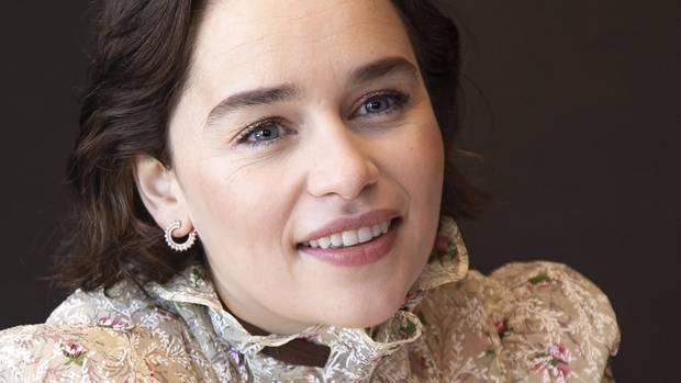 Schauspielerin Emilia Clarke