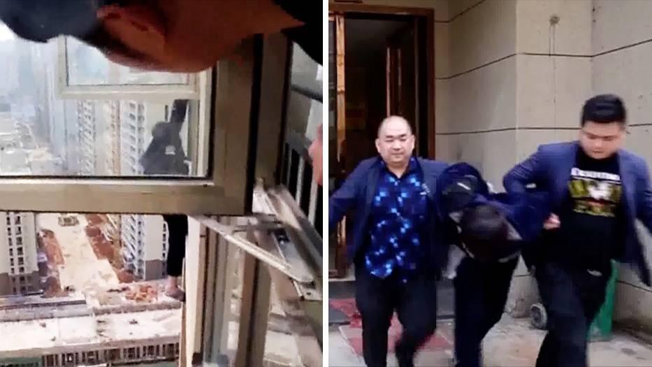 """Doch kein """"Spider-Man"""": Dieb flieht aus dem 22. Stock vor der Polizei – warum das wenig durchdacht war"""