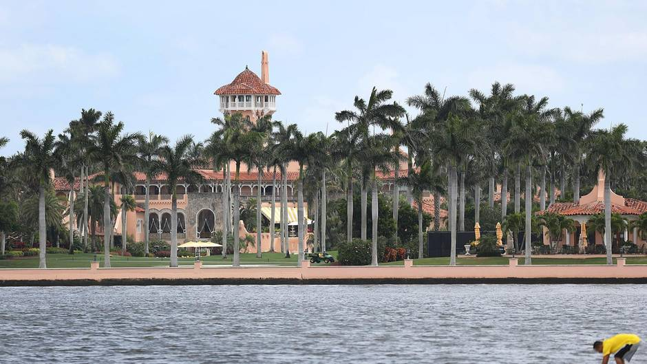 Donald Trump Anwesen Mar a Lago