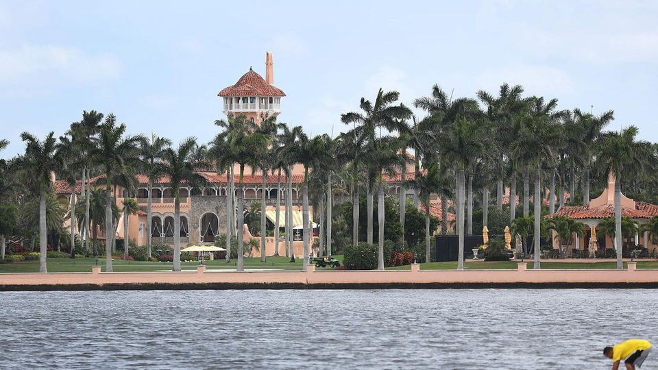 Donald Trump Anwesen Mar a Lago