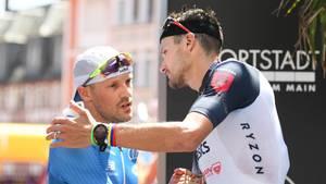 Frodeno und Lange trauern um Canyon-Manager Stefan Keul