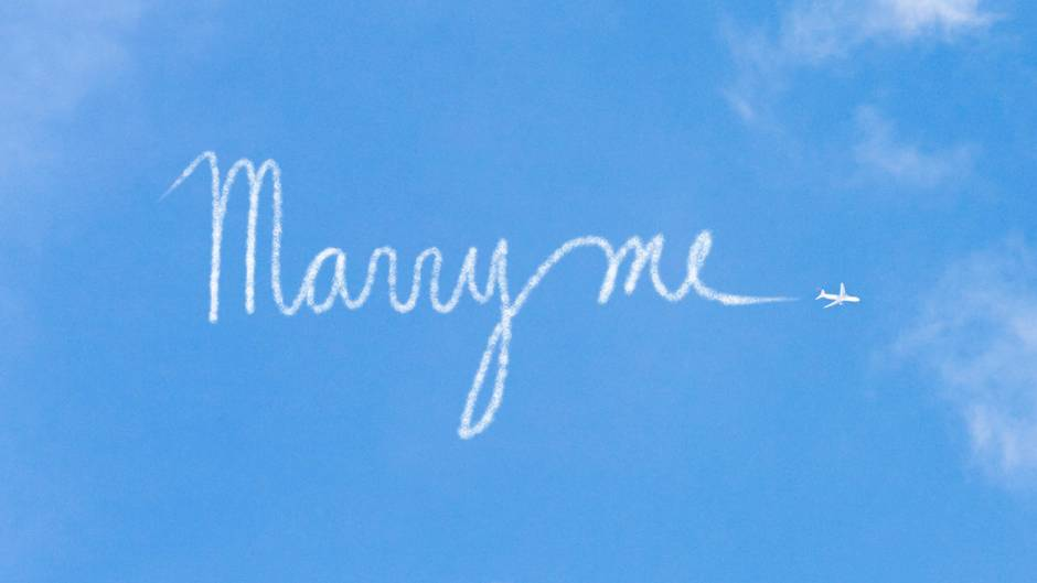 Hochzeit: Warum ich auf einen Heiratsantrag verzichtet habe