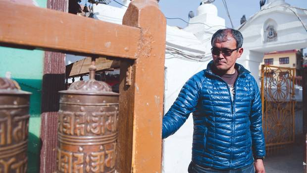 Vor 16 Jahren bestieg er in zehn Stunden und 56 Minuten den Mount Everest: der 52-jährigeLhakpa Gelu